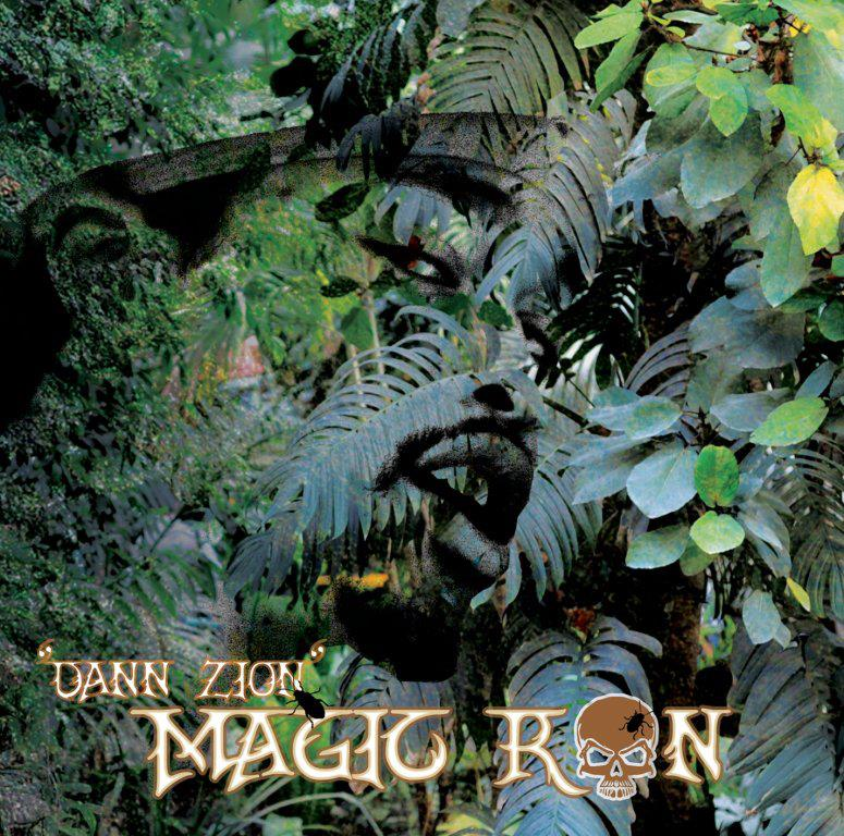 Dann Zion - Magic Ron